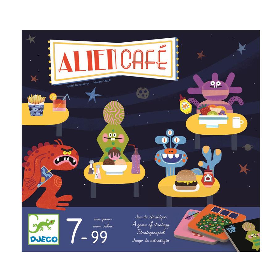 Alien Café 7 ans ludovox