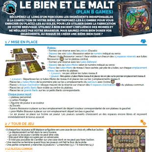 Règle express : fiche résumé Le Bien & le Malt