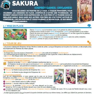 Règle express : fiche résumé Sakura