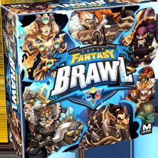 Super Fantasy Brawl – Entrez dans l'arène !