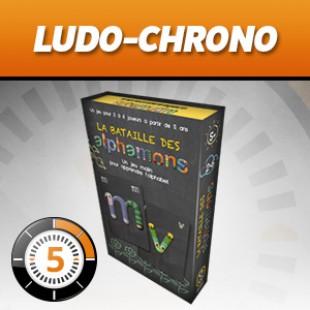 LUDOCHRONO – Alphamons : La bataille des Alphamons