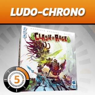 LUDOCHRONO – Clash of rage