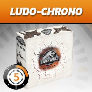 LUDOCHRONO – Jurassic World Miniature Game