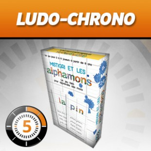 LUDOCHRONO – Alphamons : Mistigri et les alphamons