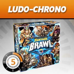 LUDOCHRONO – Super Fantasy Brawl
