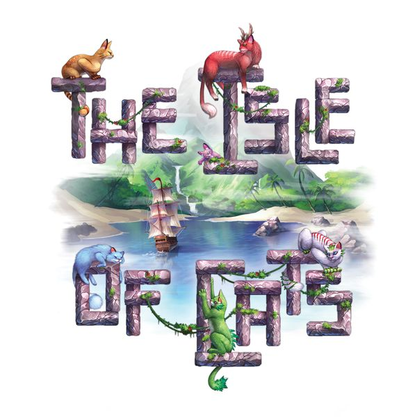 The Isle of Cats jeu
