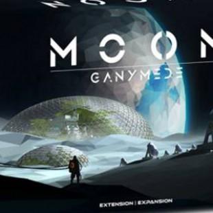 Ganymède Moon : Objectif lune !