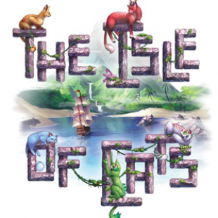 L'auteur de The City of Kings revient avec The Isle of Cats