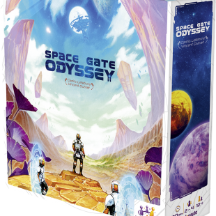 Space Gate Odyssey : beam me up, Scotty!