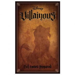 Villainous : Evil Comes Prepared