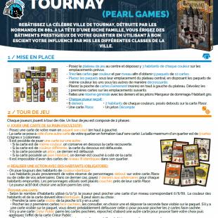 Règle express : fiche résumé Tournay