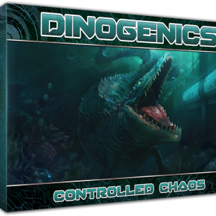 Dinogenics : Controlled Chaos