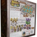 Heroes of Land, Air Sea order and chaos boite jeu