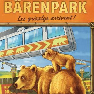 Bärenpark Les grizzlys arrivent !