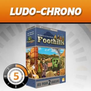 LUDOCHRONO –  Foothills