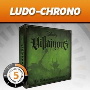 LUDOCHRONO – Villainous