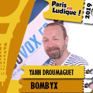 Paris Est Ludique 2019 – Yann Droumaguet – Bombyx