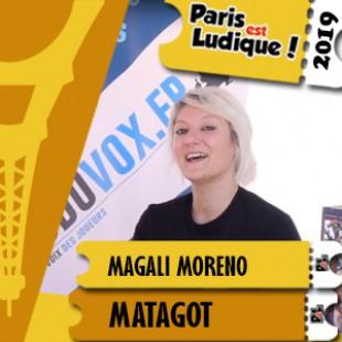 PEL 2019 – Magali Moreno – Matagot