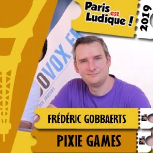 PEL 2019 – Frédéric Gobbaerts – Pixie Games