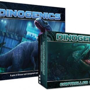 DinoGenics : Vous avez prévu de mettre des dinosaures dans ce parc à dinosaures ?