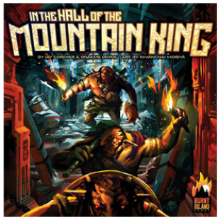 In the Hall of the Mountain King à la GenCon