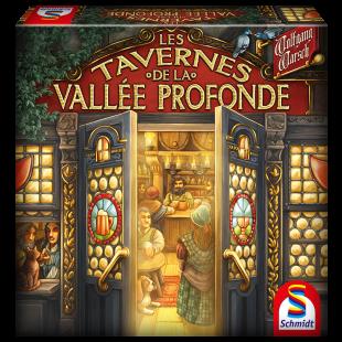 Règle express : fiche résumé Les Tavernes de la Vallée Profonde02/09/2019