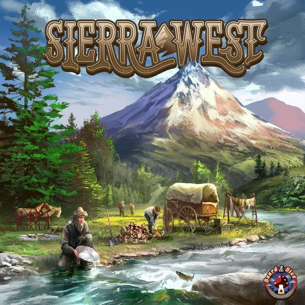 sierra west boite de jeu