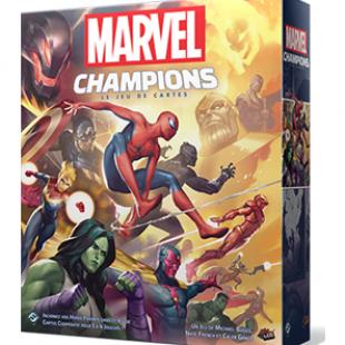 Marvels Champions, le nouveau JCE de FFG