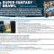 Règle express : fiche résumé Super Fantasy Brawl