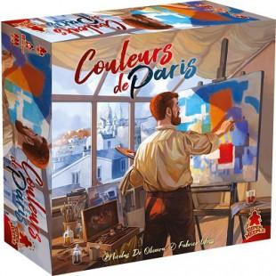 Couleurs de paris : Manet for nothing