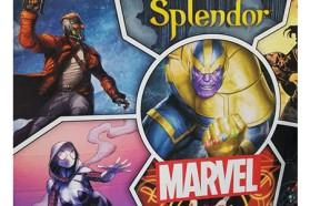 Splendor Marvel : Renaissance 0 – Thanos 1