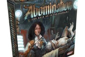 Abomination – The Heir of Frankenstein : le jeu en pièces détachées ?
