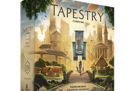 Tapestry – le prochain Stonemaier sera luxueux ou ne sera pas