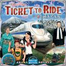 Les Aventuriers du Rail Japon boite jeu