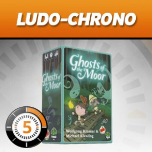 LUDOCHRONO – Ghosts of the Moor