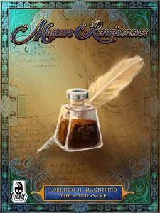 Masters of Renaissance Lorenzo Il Magnifico – The Card Game-Couv-Jeu de société-Ludovox