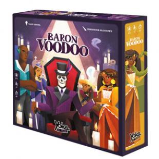 Baron voodoo, lancer les dés de la magie vaudou