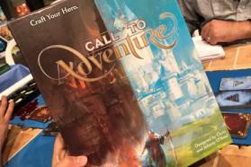 Call to Adventure localisé par La Boite de Jeu