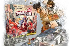 Zombicide 2e édition et Washington Z.C