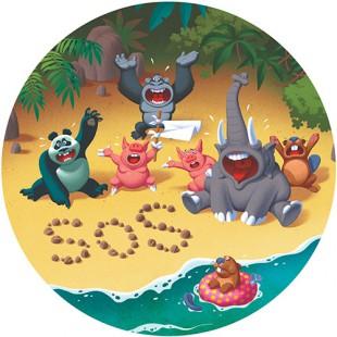Yum Yum island : Vol en rase-motte sur l'île de Yum yum
