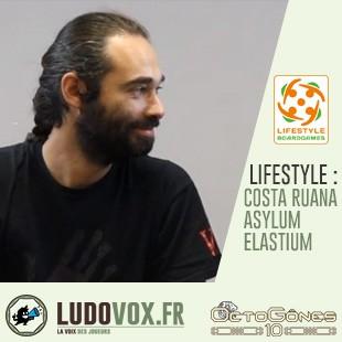 Octogones 2019 – Actu de Lifestyle : Costa Ruana | Elastium  | Asylum