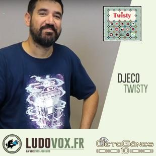 Octogones 2019 – Twisty chez Djeco avec Faouzi Boughida
