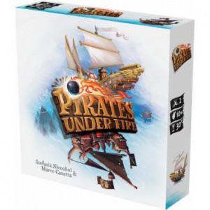 Pirates under fire-Couv-Jeu de société-Ludovox
