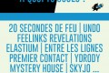 À quoi tu joues : Premier contact, Ydrody, Entre les lignes, Feelinks Revelations, Elastium, Undo, Skyjo…