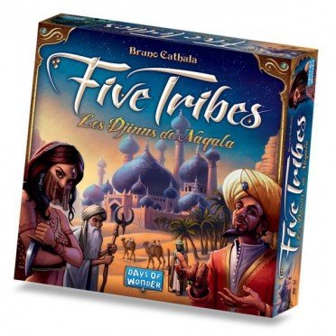 5 tribes