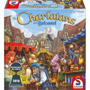 Règle express : fiche résumé Les Charlatans de Belcastel28/10/2019