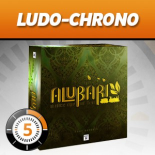 LUDOCHRONO – Alubari: A Nice Cup of Tea