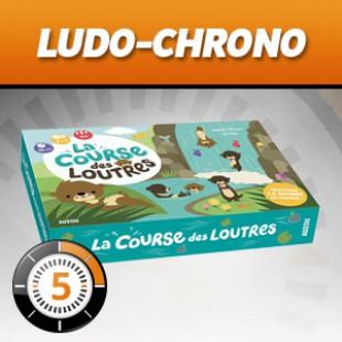 LUDOCHRONO – La course des loutres