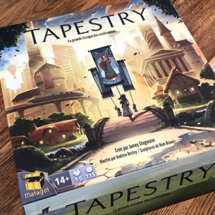 L'art de la Tapestry