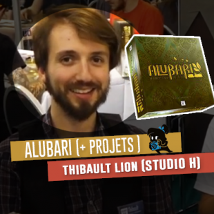 Essen 2019 – Studio H : Alubari + projets 2020 (Hagakure, Fish 'n chips, Oltréé)